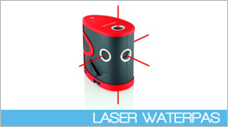 Laser waterpas